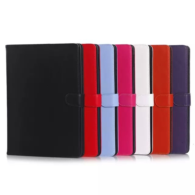 Korea style flip PU leather case for ipad air 2 New arrival case for ipad 6