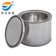 Packing metal tin can
