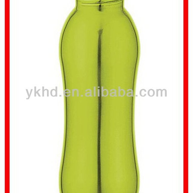 Design customized army aluminum water bottle