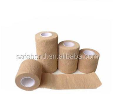 CE FDA Certificate OEM Cotton Muscle Athletic Tex Printed Sports Tape