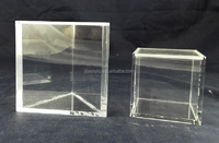 Customized acrylic box for packing