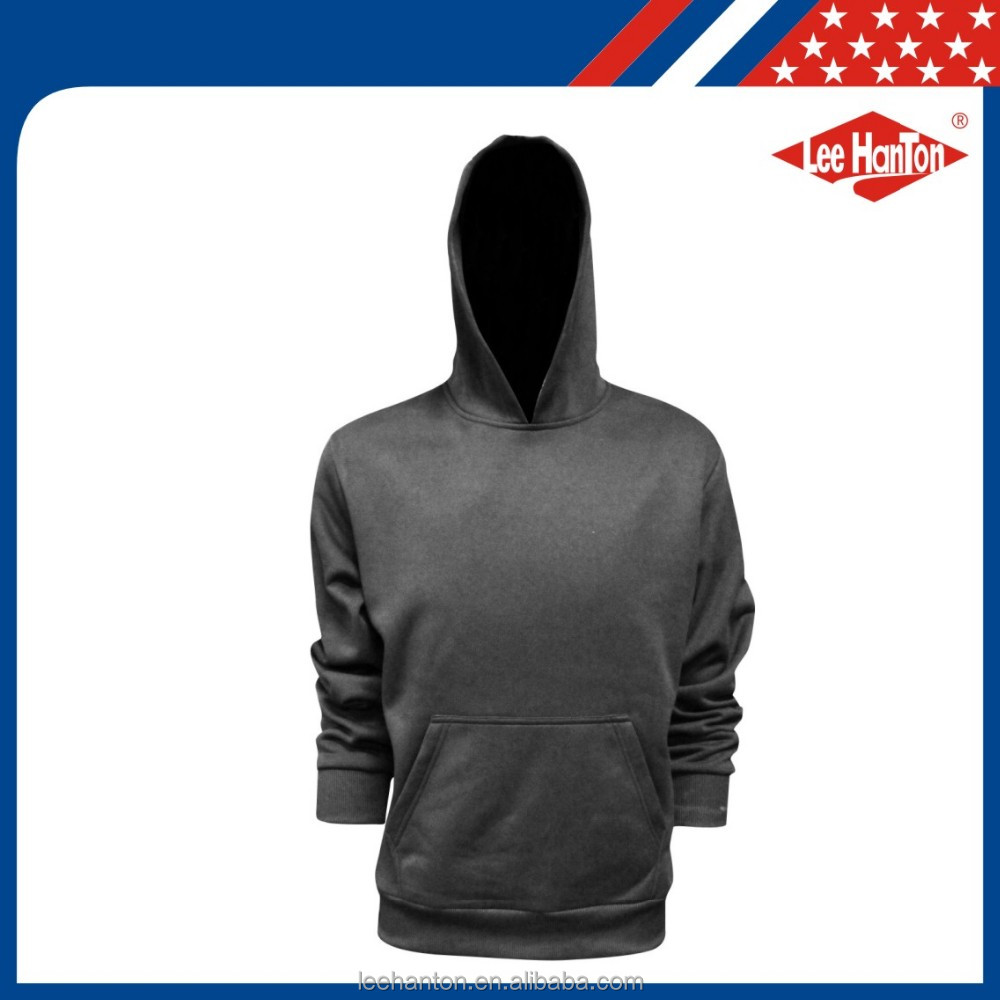 Knitted pullover fleece jackets for young men
