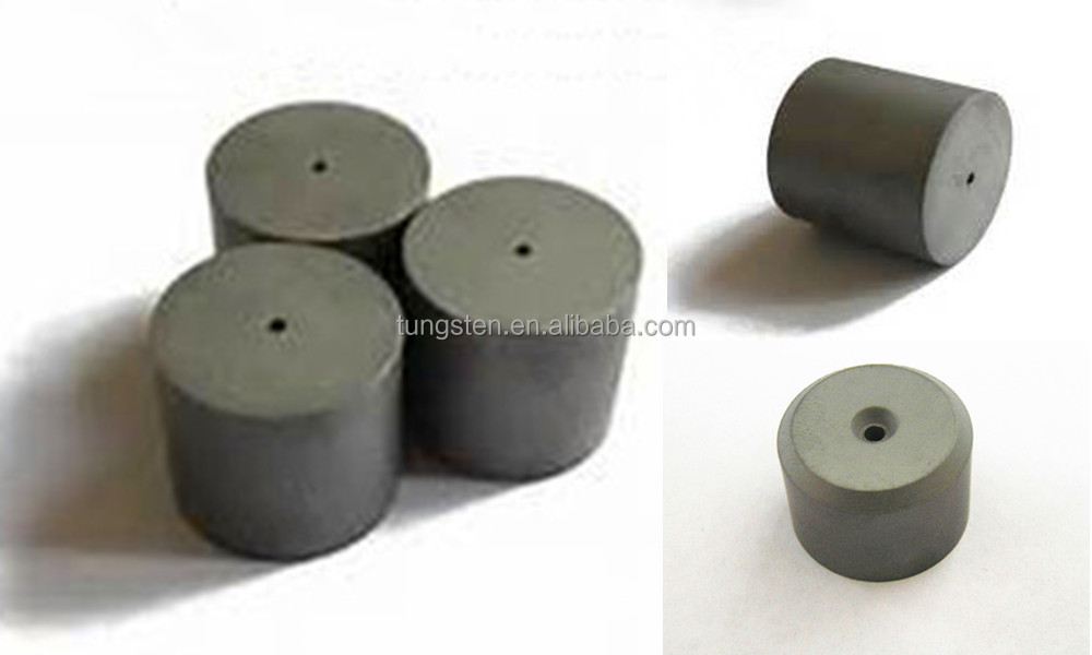 tungsten carbide punches and dies
