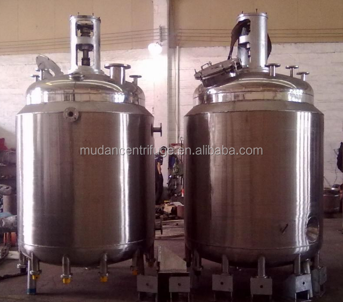Stainless Steel Electrical Heating Reactor for Chemical Industry