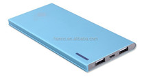 Power Bank 6000mAh 8000mAh 10000mAh 15000mAh power bank custom logol suitable for phone charging