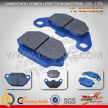 Competitive Price Factory Customized Brake Pads Future Motorcycle Parts