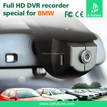 2016 Newest China DVR Manufacturer Ambarella A7 chip Hidden Wifi Special 1296P Car DVR For BMW