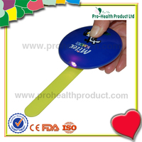 Hot Sale Plastic Medical Penlight With Tongue Depressor