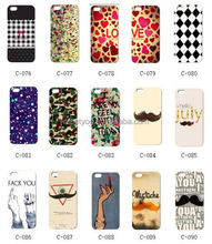 Anti shock anti cartoon bear color printing soft TPU mobile phone case for iphone 6 6S