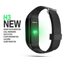 Cheapest smart watch with heart rate monitor health care Bluetooth activity tracker