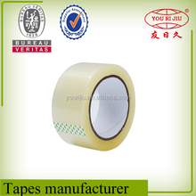 Acrylic Adhesive and BOPP Material bopp clear tape