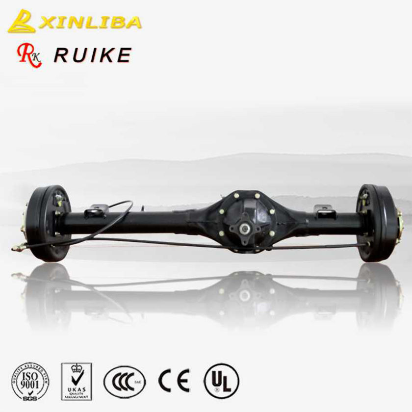 China gasoline rear <strong>axle</strong> for tricycle heavy truck rear axl