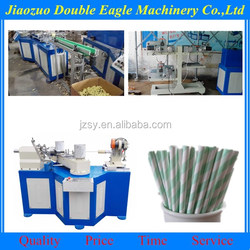 paper straw paper pen paper tube making machine