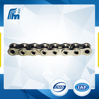 MC224 duplex stainless steel roller chain,industrial roller chain for conveyor