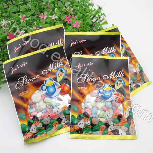Assorted Flavors Stone Candy / Sweet Stone Candy / Halal Stone Candy