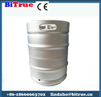 used stainless steel beer kegs with stackable feature for sale