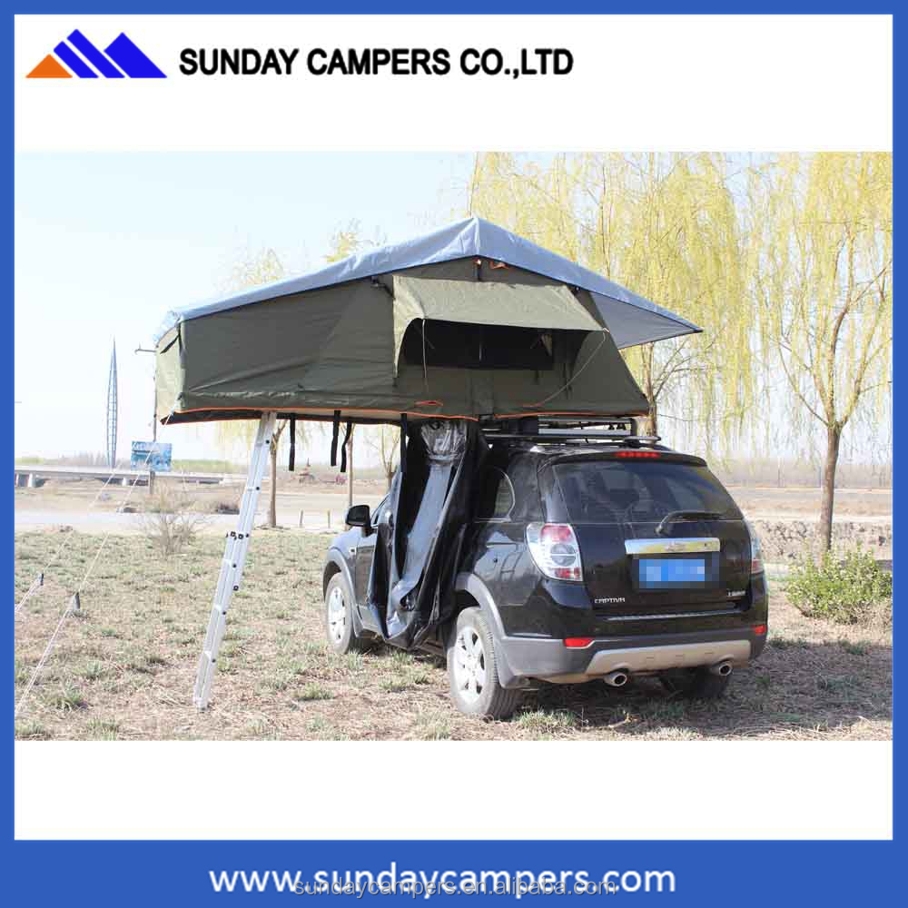 Outdoor parts roof rack new products house tent