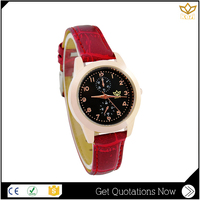CHEAP PRICES TOP FASHION!!! elegance fashion leather watches for girls cheap watch Y003