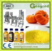 Pumpkin powder production line