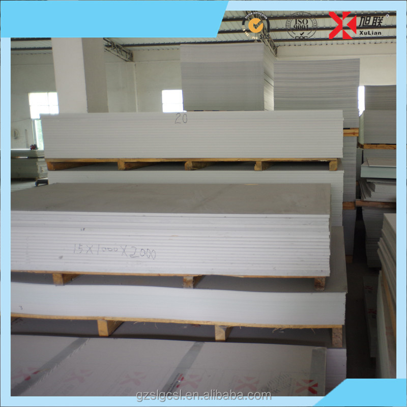 3mm 5mm grey pvc rigid sheet