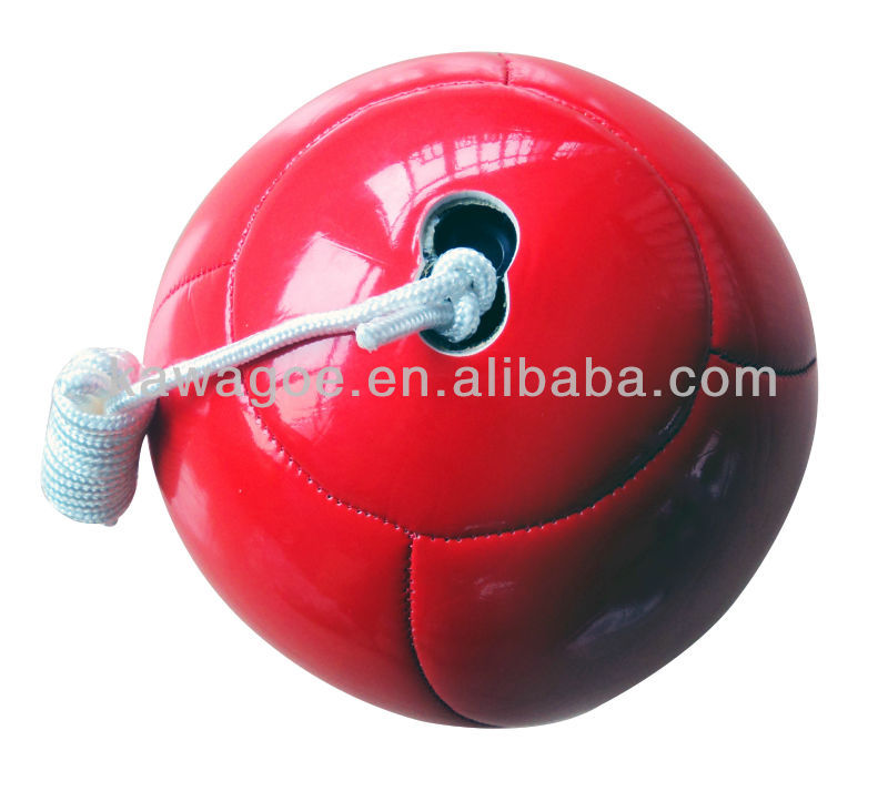 Leather Tetherball 2014 new products