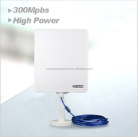 COMFAST 300Mbps Usb wireless wifi adapter CF-N300 802.11g\b\n long range WI FI cover wifi adapter high power wifi antenna