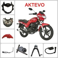 Front wheel/steering bar hood/handlebar/switches for AKT EVO