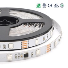 DC12V 30 pixel breakpoint dream color digital addressable rgb led strip without control optional