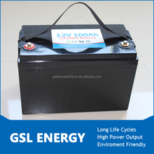 gel batteries 12v 100ah best replacement by lithium battery for solar system ups backup