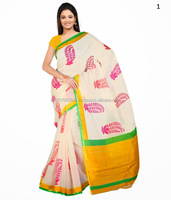 New Bollywood Indian Designer Fancy Ethnic Wear Casual Functional Wear Saree