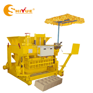 QMY6-25 different type of bricks making machine manufacturer