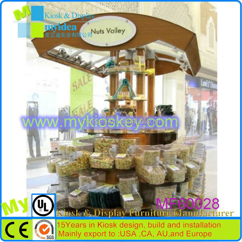 Visiting candy cart,modern cart to sell candy,attractive carts for candy with wheels for sale