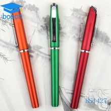 Office stationery Wholesale Customised Promotional Plastic Gel Pens