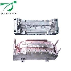 New product plastic car bumper injection mould making and suppliers