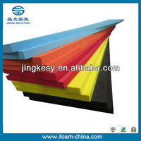 40 hardness 40mm thick various density eva foam sheets
