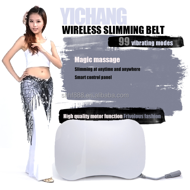 electric slimming massage belt vibration fat burning massage belt weight loss vibration belt