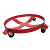 top quality global market four-wheel heavy duty drum dolly