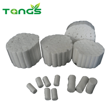 High quality absorbent dental medical cotton roll