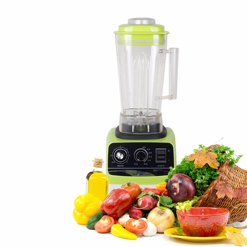 Classic mechanical design food blender 1500w 2L juicer extractor kitchen used