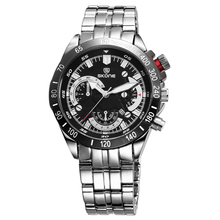 new 2015 fashion stainless steel back quartz watch water resistant montre