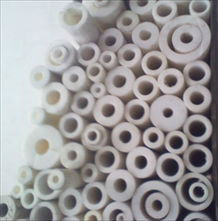 China Manufacturer POM PTFE PA Pipe/Tube/Rod