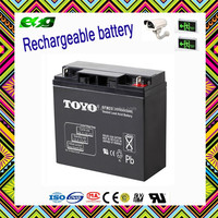 AGM12v20AH Long Life Rechargeable Battery UPS