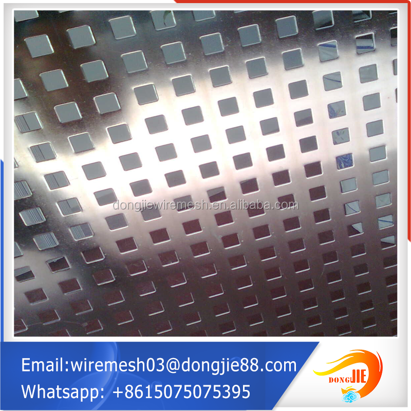 Aluminum Diamond Plate Sheets perforated metal manufacturer