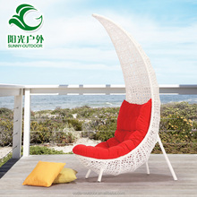 2016 New model bali style rattan wicker outdoor lounge furniture