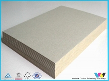 Chian manufacture grey paperboard for making paper gift box