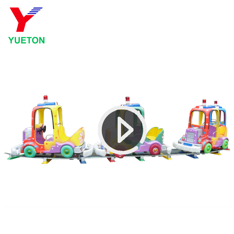 Kids Modern Indoor Names Of Amusement Theme Park Equipment Rides On Toy Train