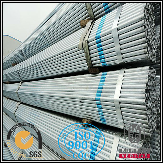 Prime galvanized steel water pipe specification manufacturer