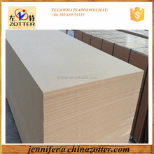 First-class grade and low density fibreboards