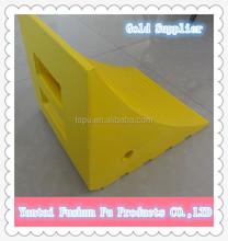 PU truck wheel wedges parking chock