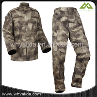 custom ripstop military a-tacs le camouflage uniform